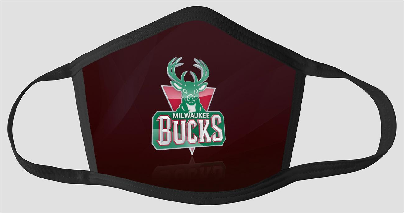 Milwaukee Bucks The Run v11 - Face Mask