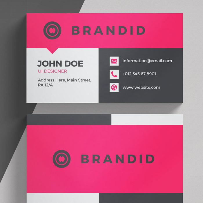 Brandid Busines Card Design #12