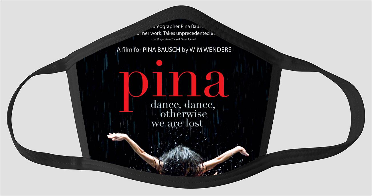 Movie Poster 12   Pina - Face Mask