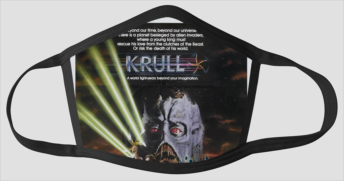 Movie Poster 37   Krull - Face Mask