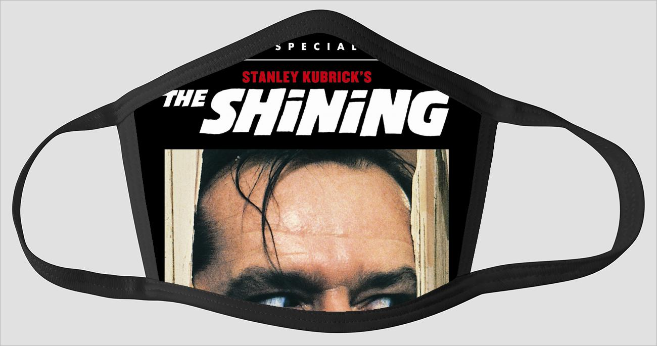 Movie Poster 65   The Shining - Face Mask