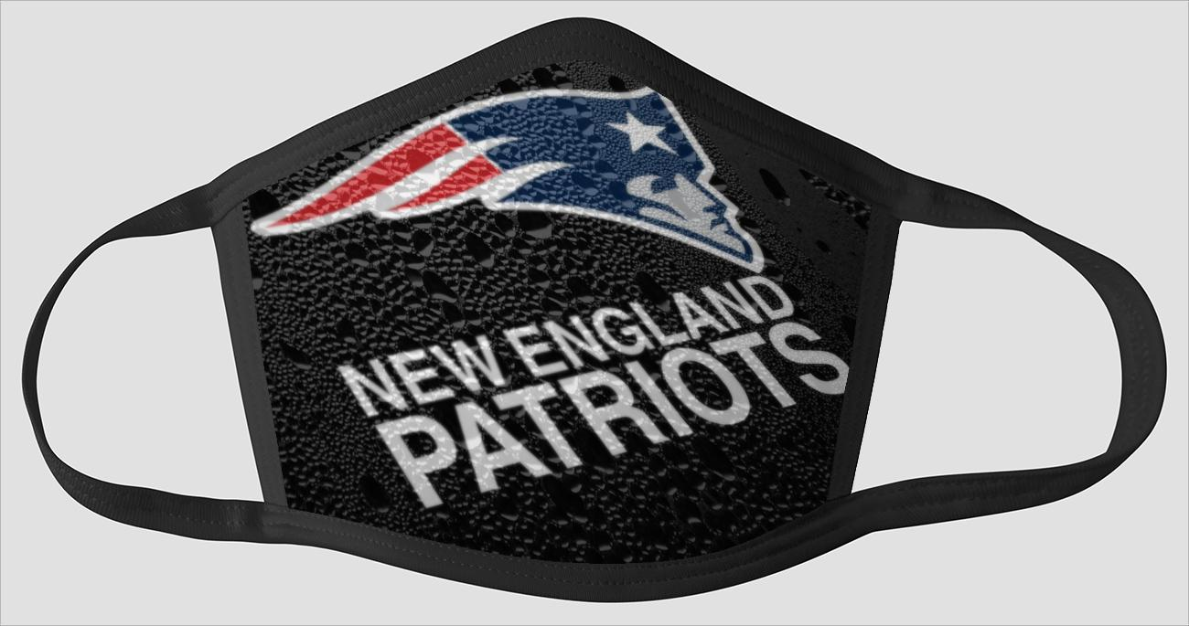 New England Patriots   The Run v03 - Face Mask