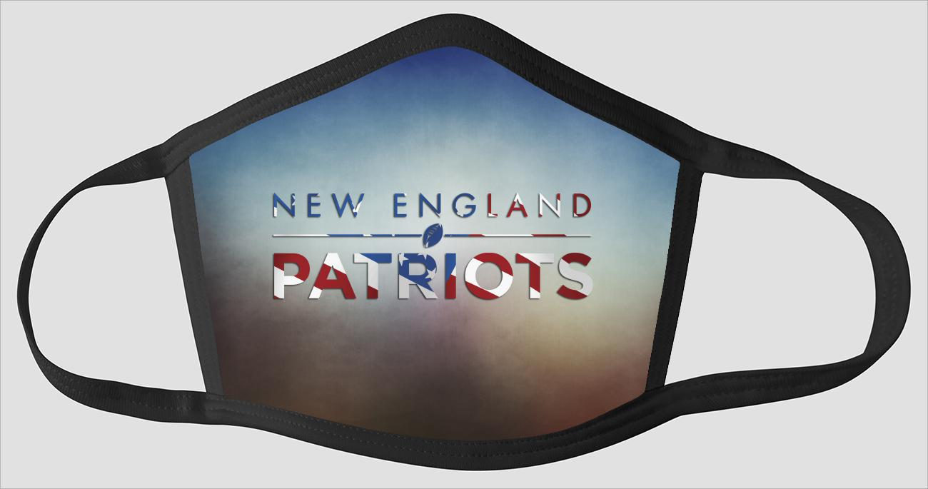 New England Patriots   The Run v08 - Face Mask