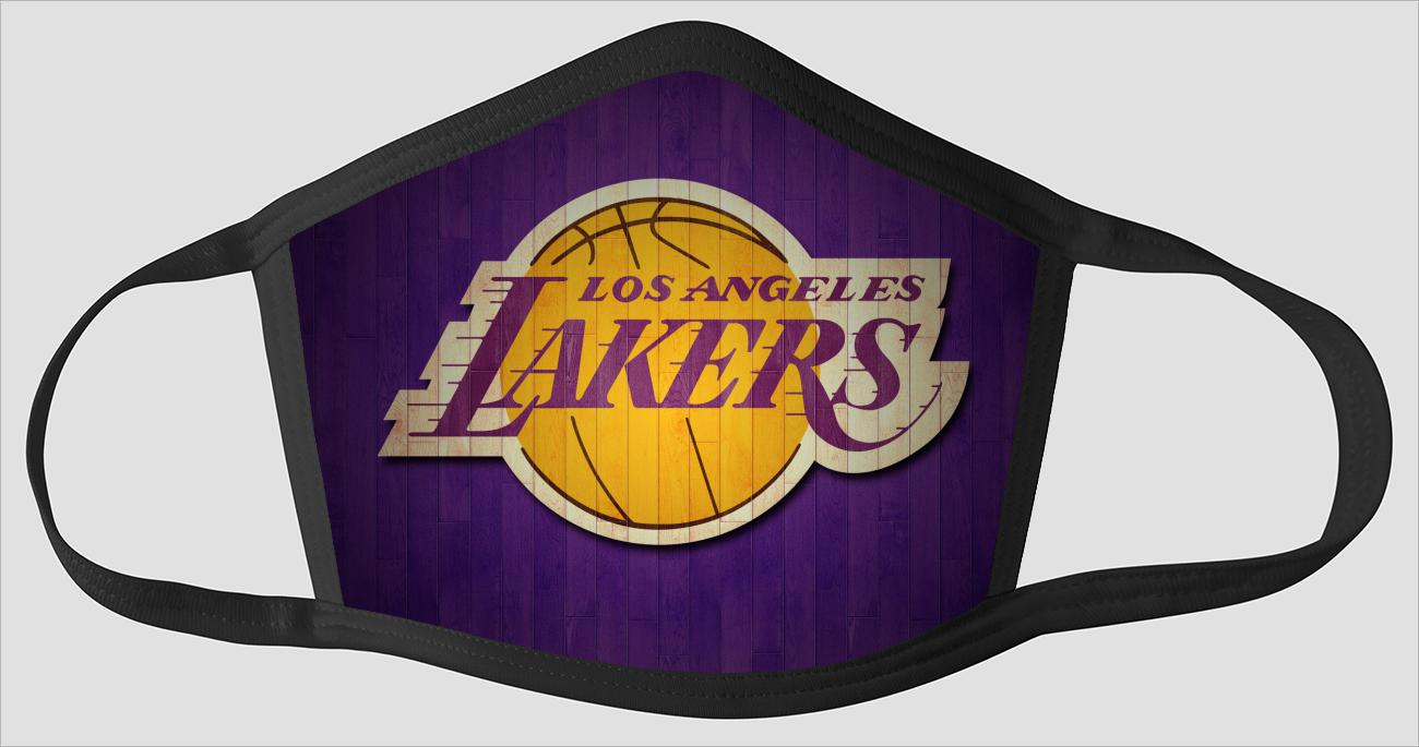 New Los Angeles Lakers sv2305 - Face Mask