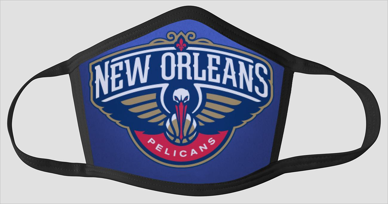 New Orleans Pelicans The Run v10 - Face Mask