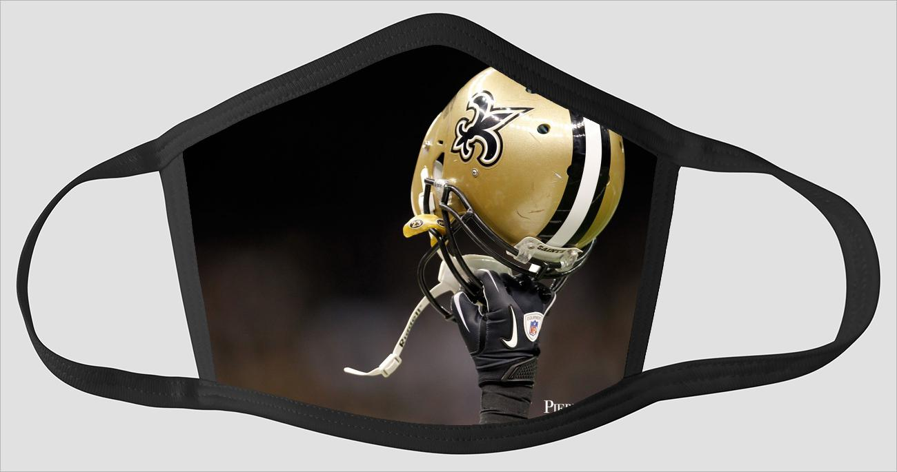 New Orleans Saints   The Run v04 - Face Mask