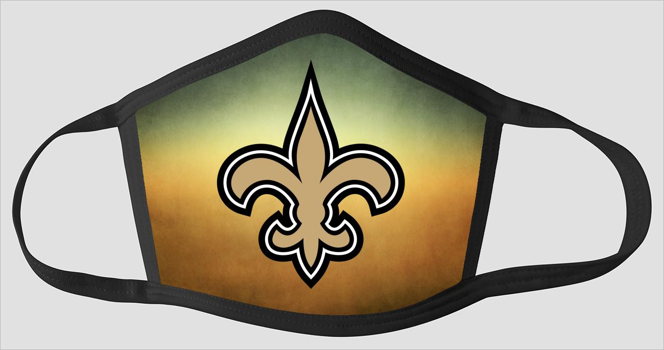 New Orleans Saints   The Run v07 - Face Mask