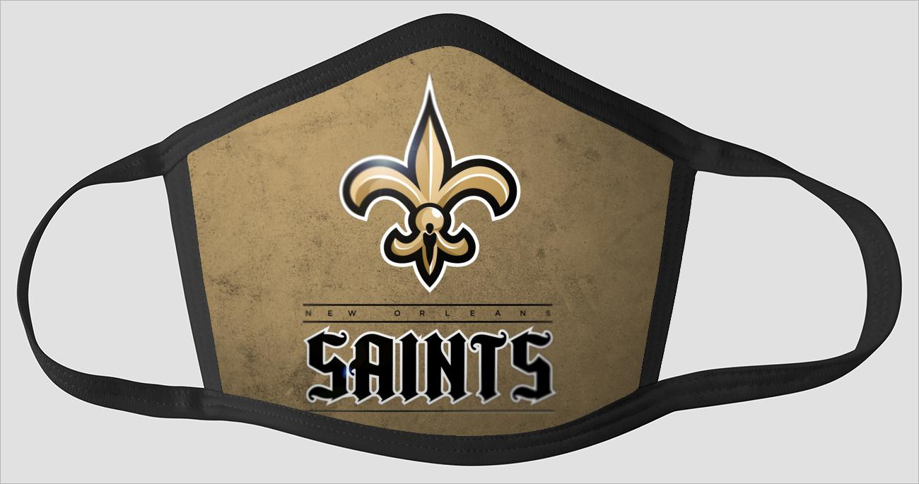 New Orleans Saints   The Run v10 - Face Mask