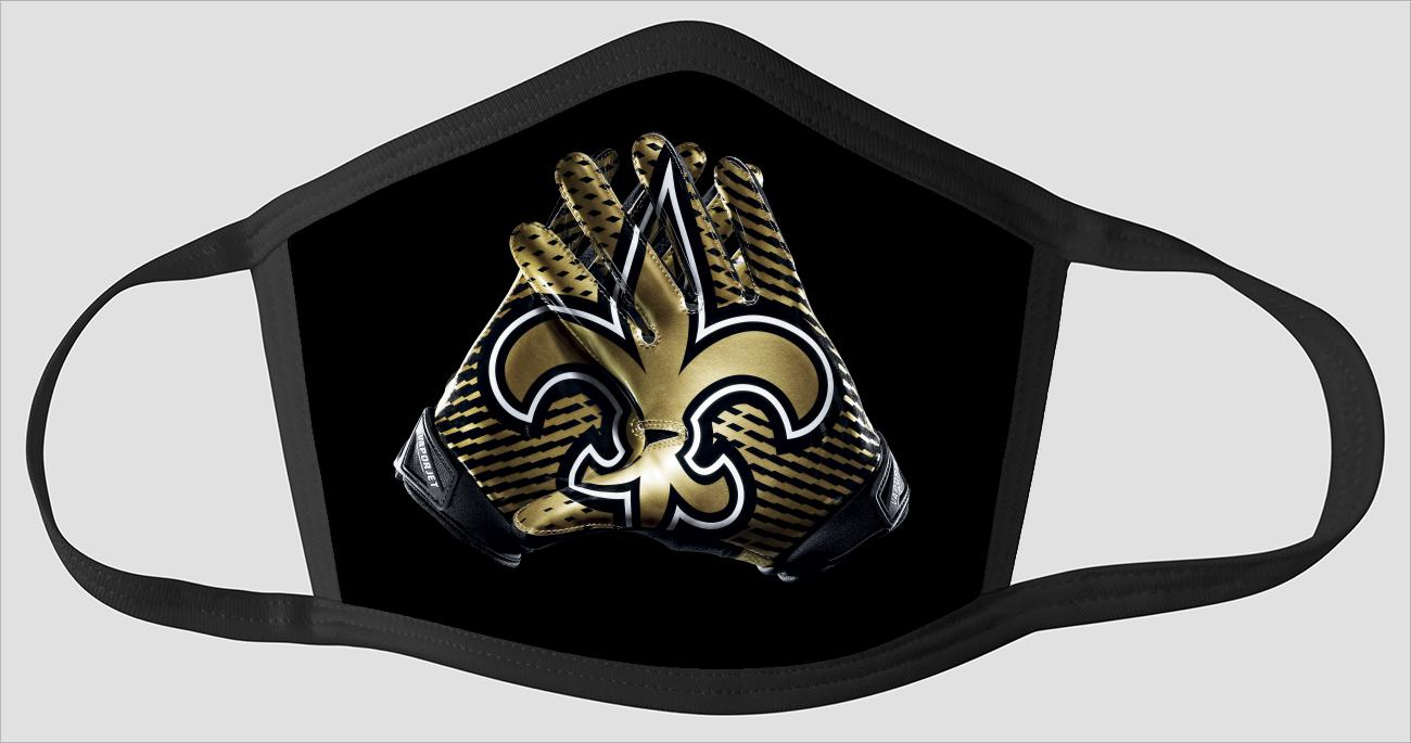 New Orleans Saints   The Run v11 - Face Mask