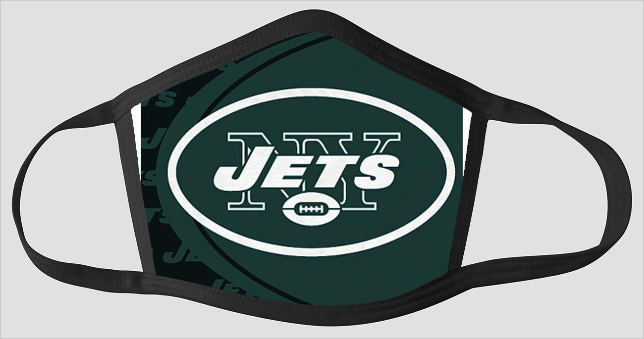 New York Jets   The Run v01 - Face Mask