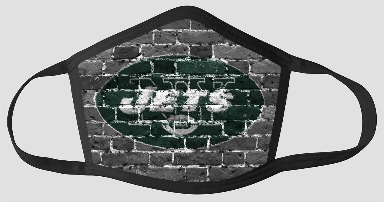 New York Jets   The Run v02 - Face Mask