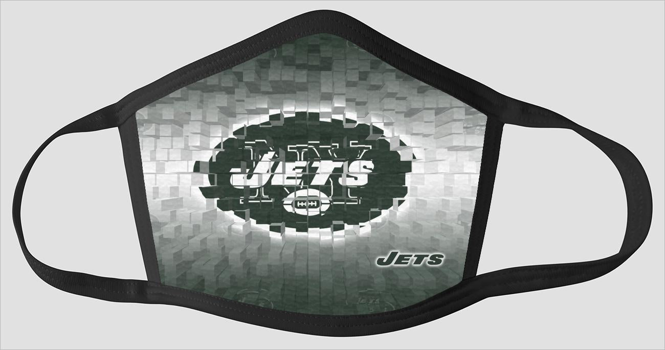 New York Jets   The Run v13 - Face Mask