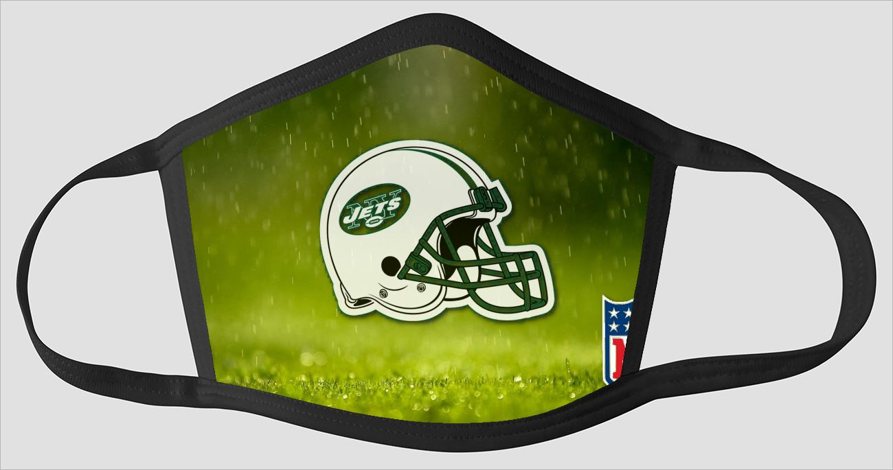 New York Jets   The Run v17 - Face Mask