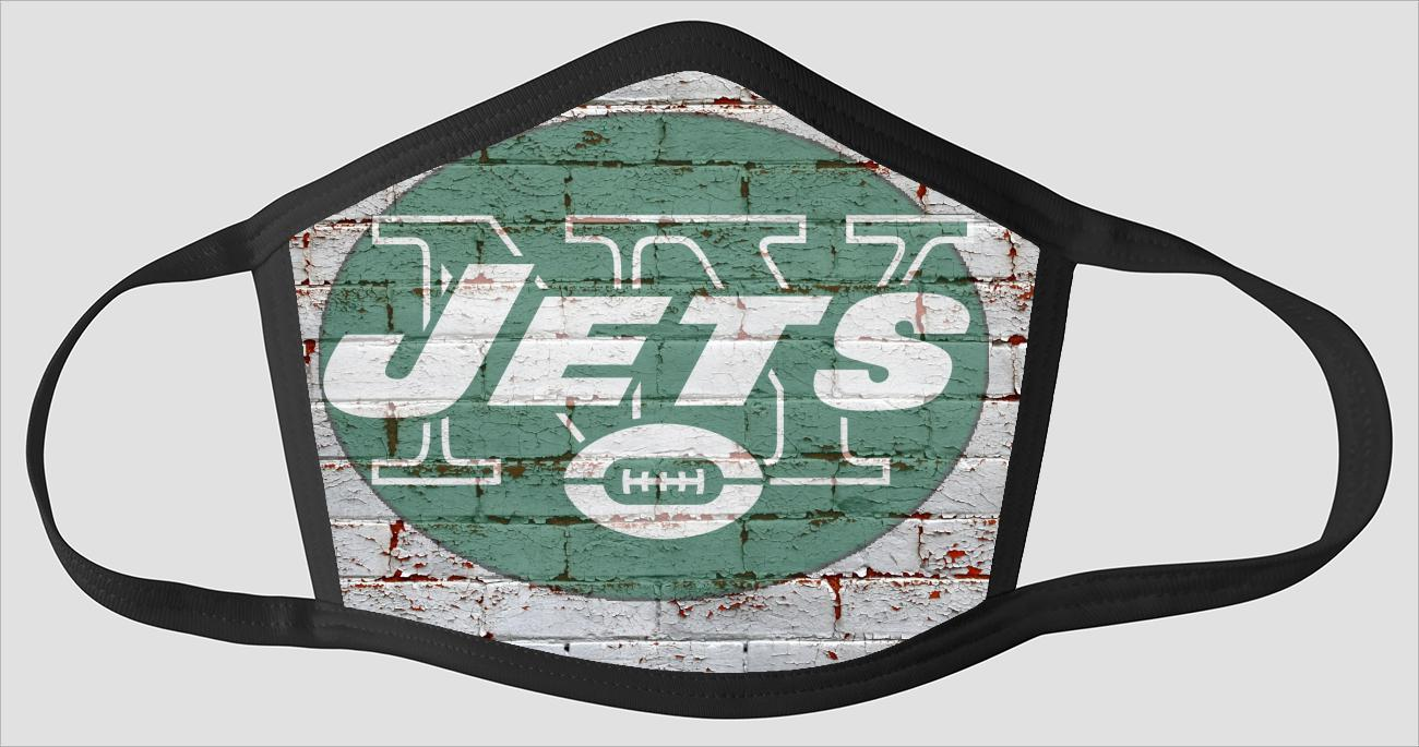 New York Jets   The Run v19 - Face Mask