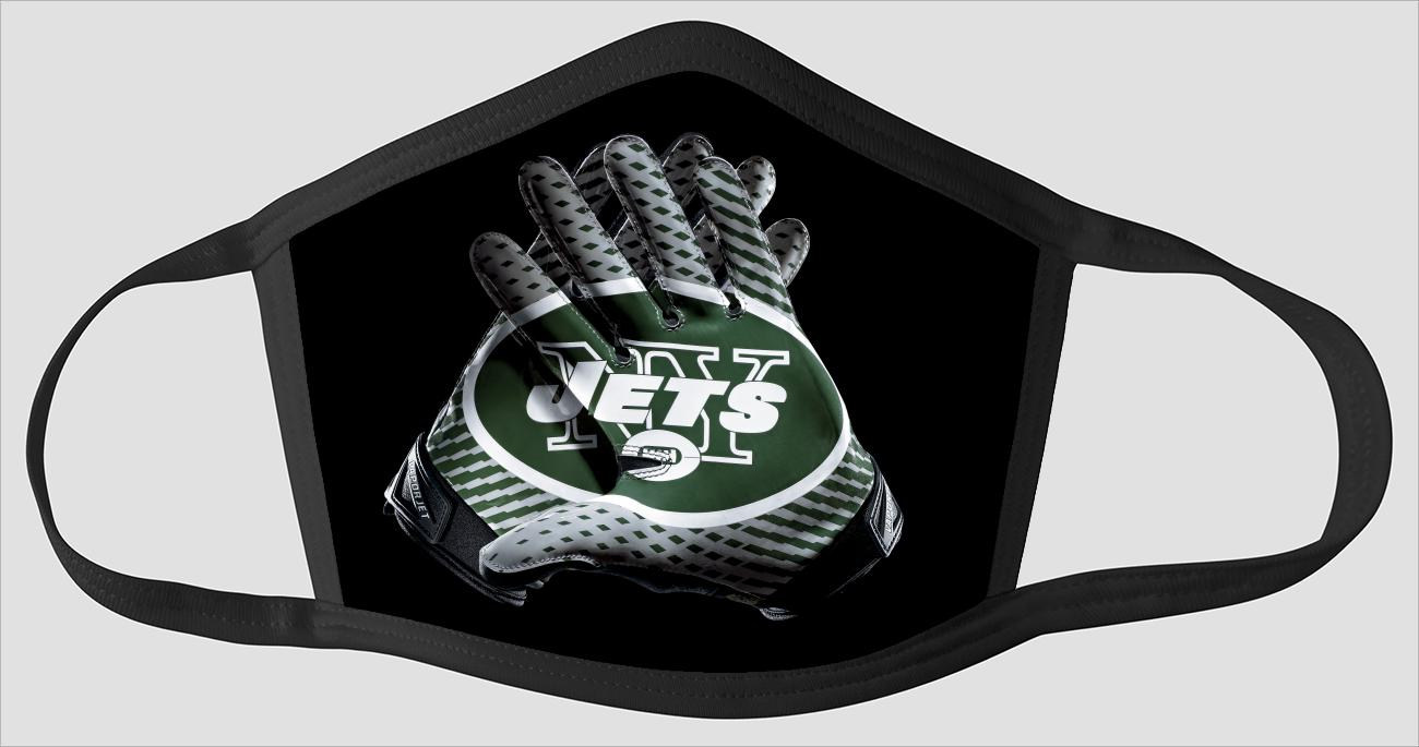 New York Jets   The Run v20 - Face Mask