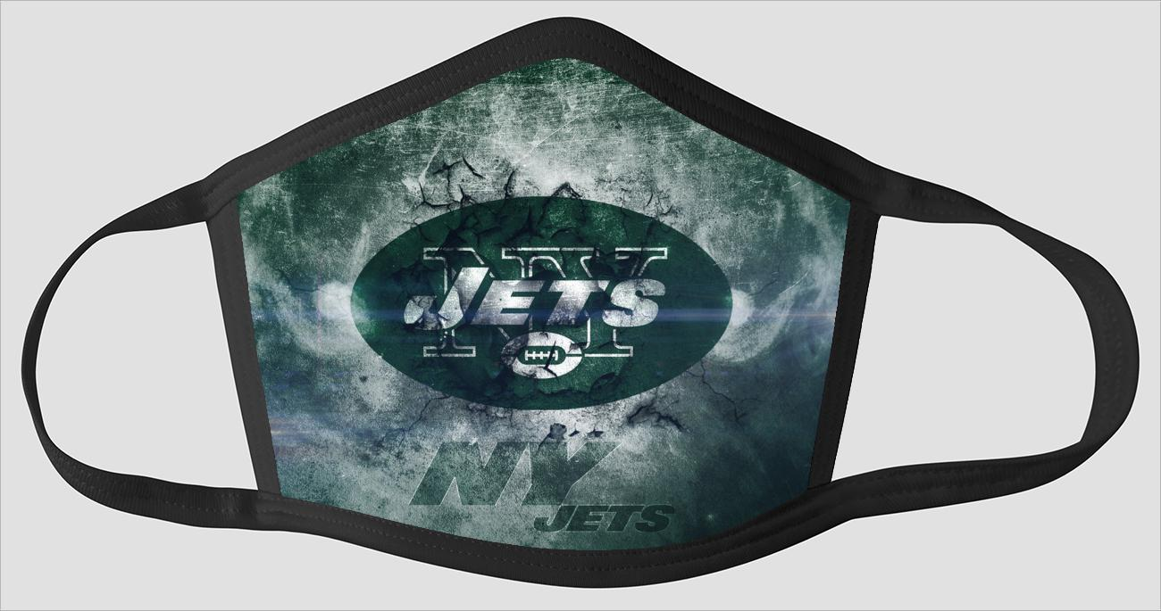 New York Jets  sv2321 - Face Mask