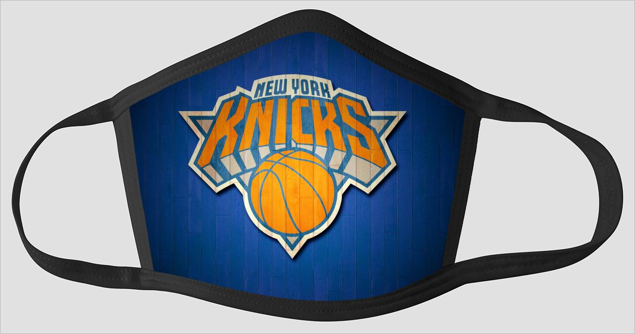 New York Knicks The Run v16 - Face Mask