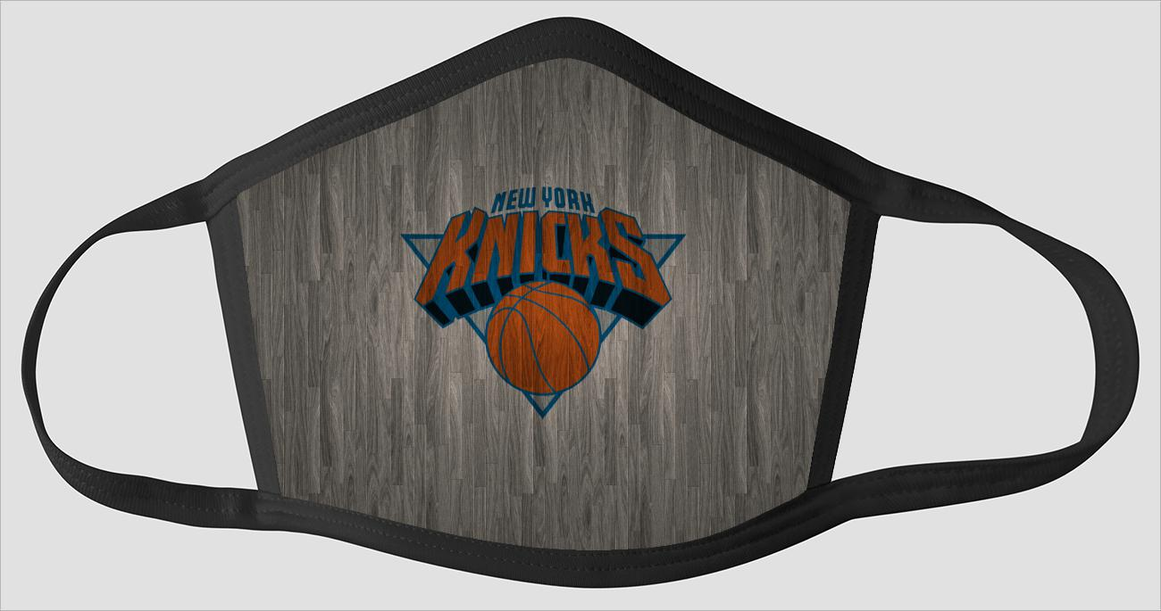 New York Knicks The Run v9 - Face Mask