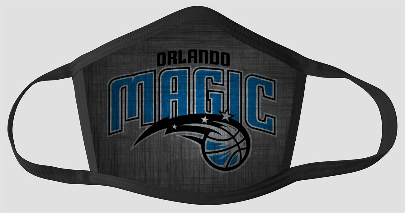 Orlando Magic The Run v15 - Face Mask