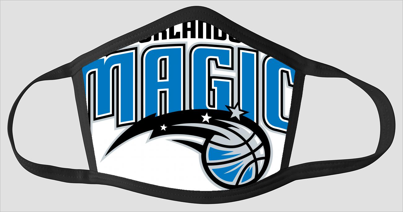 Orlando Magic The Run v19 - Face Mask