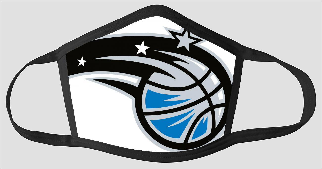 Orlando Magic The Run v20 - Face Mask