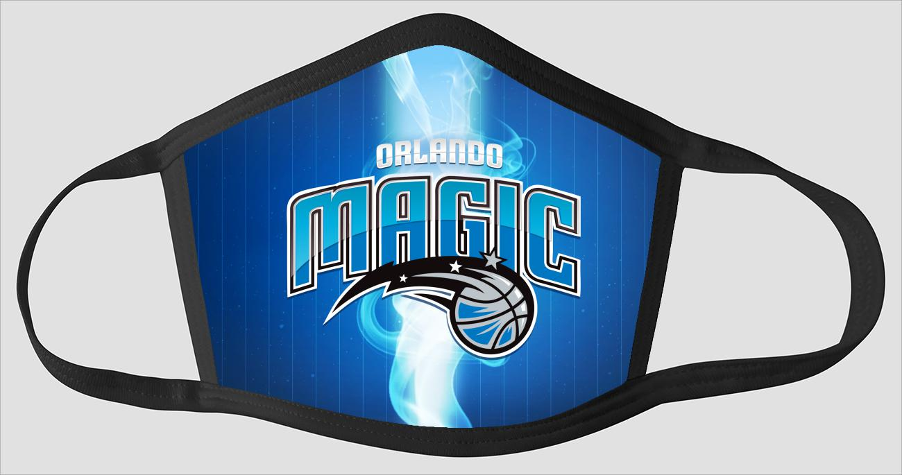 Orlando Magic The Run v23 - Face Mask