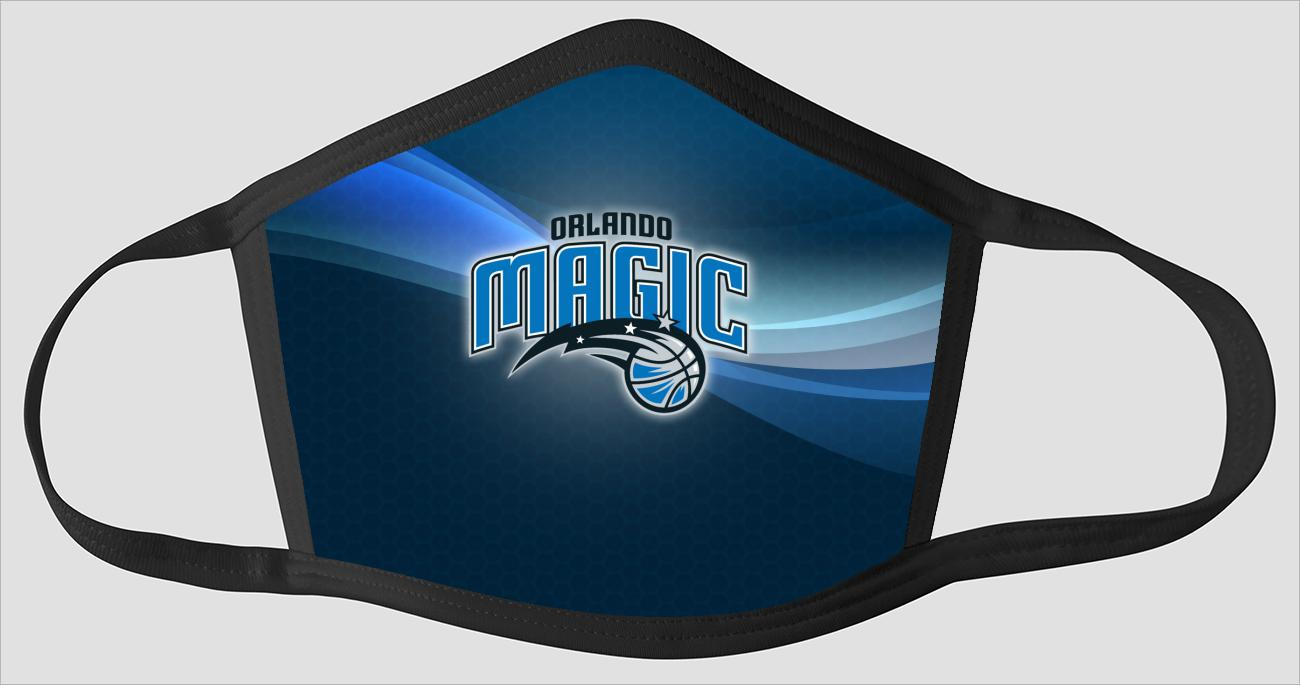 Orlando Magic The Run v5 - Face Mask