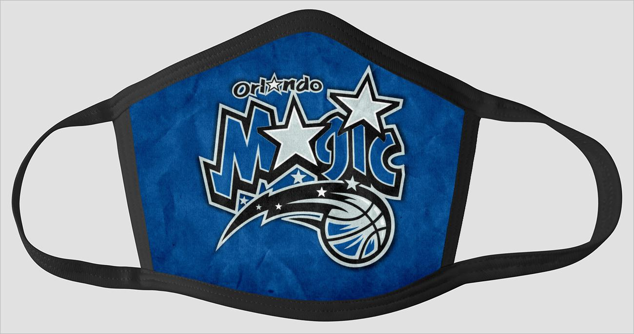 Orlando Magic The Run v6 - Face Mask