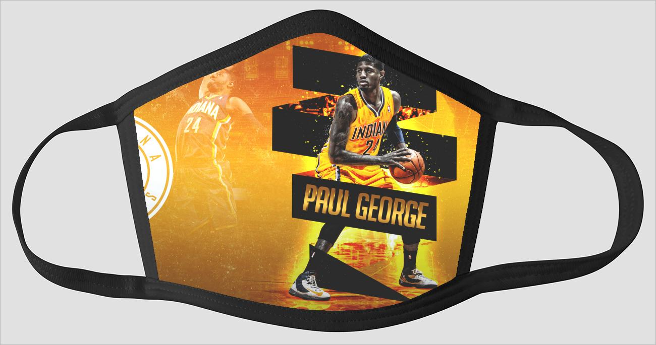 Paul George Indiana Pacers Big Man - Face Mask