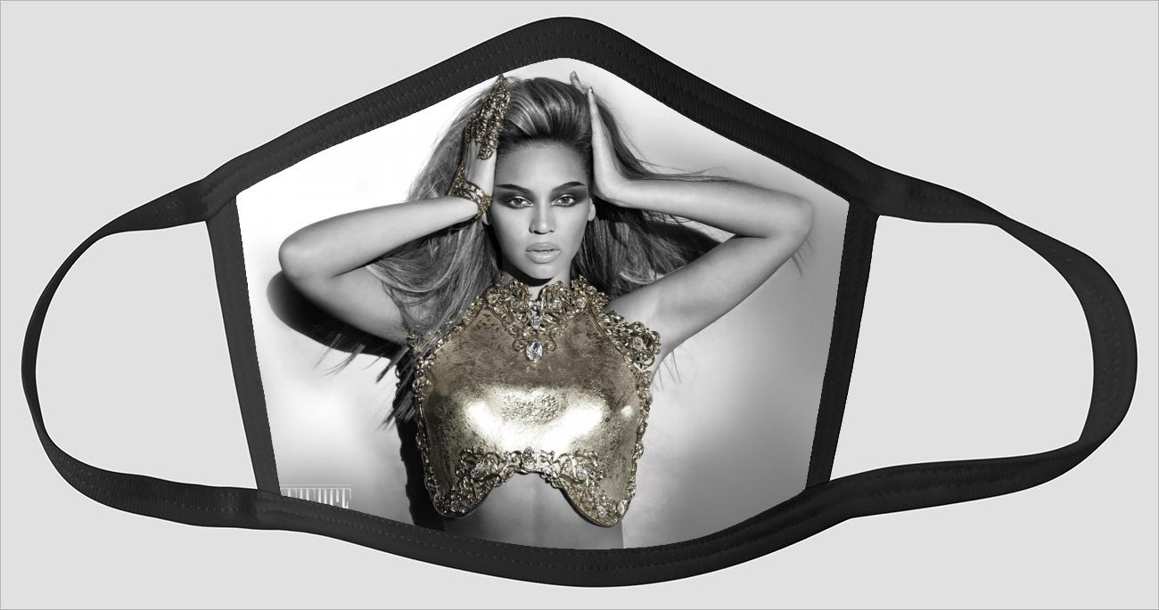 Perfect Beyonce sv2443 - Face Mask