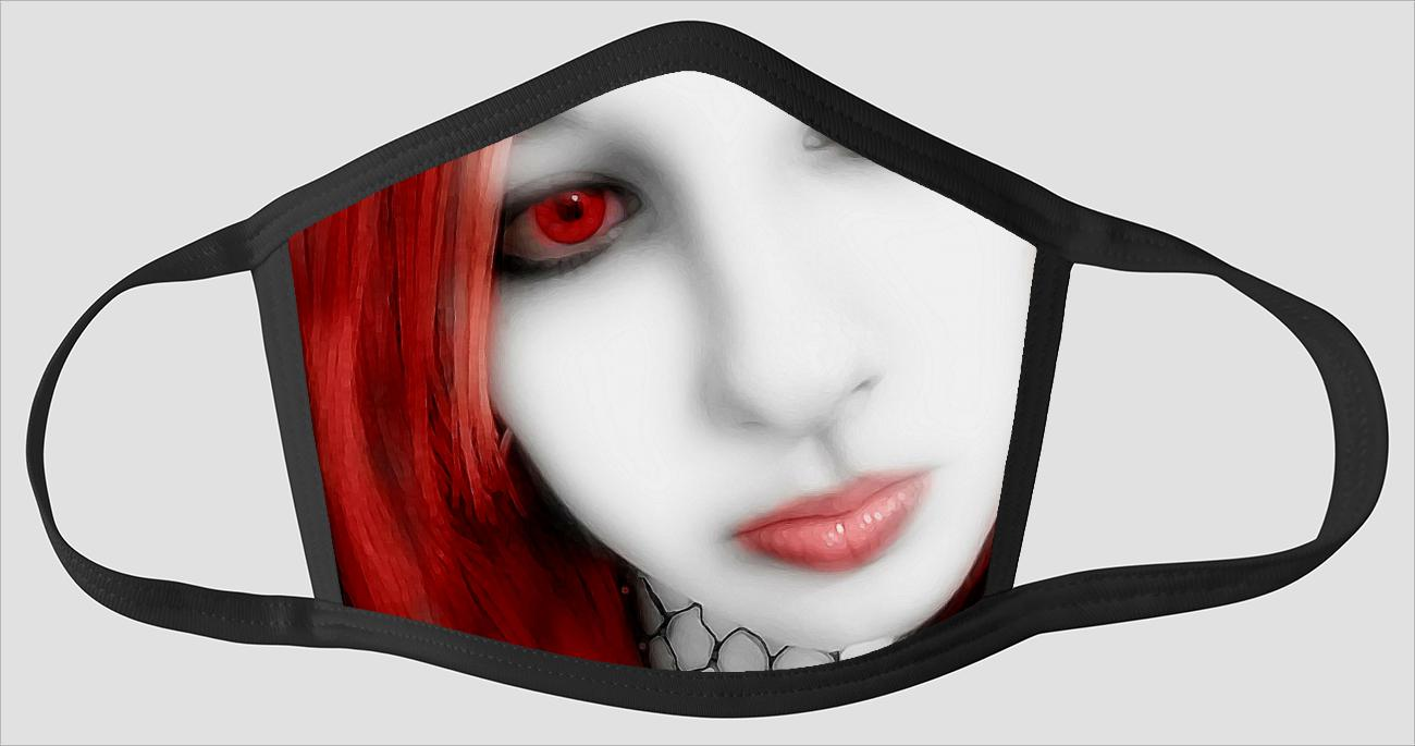 Perfect Vampire sv2487 - Face Mask