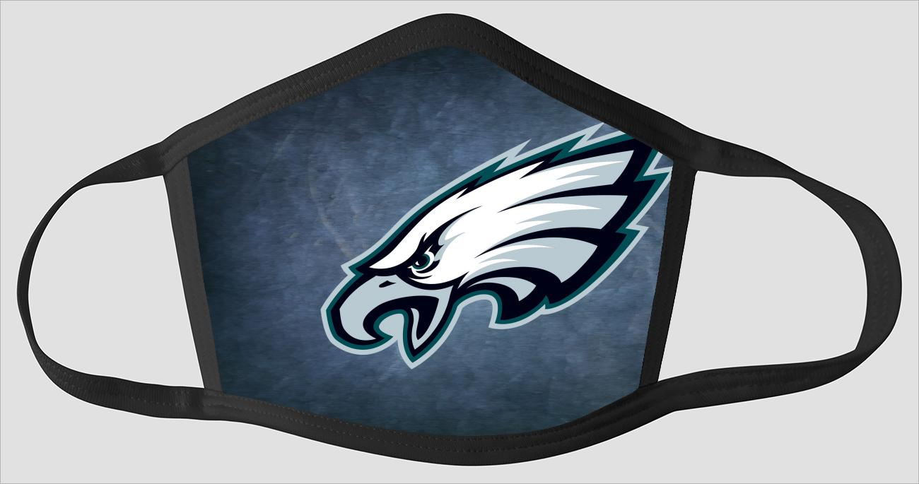 Philadelphia Eagles   The Run v01 - Face Mask