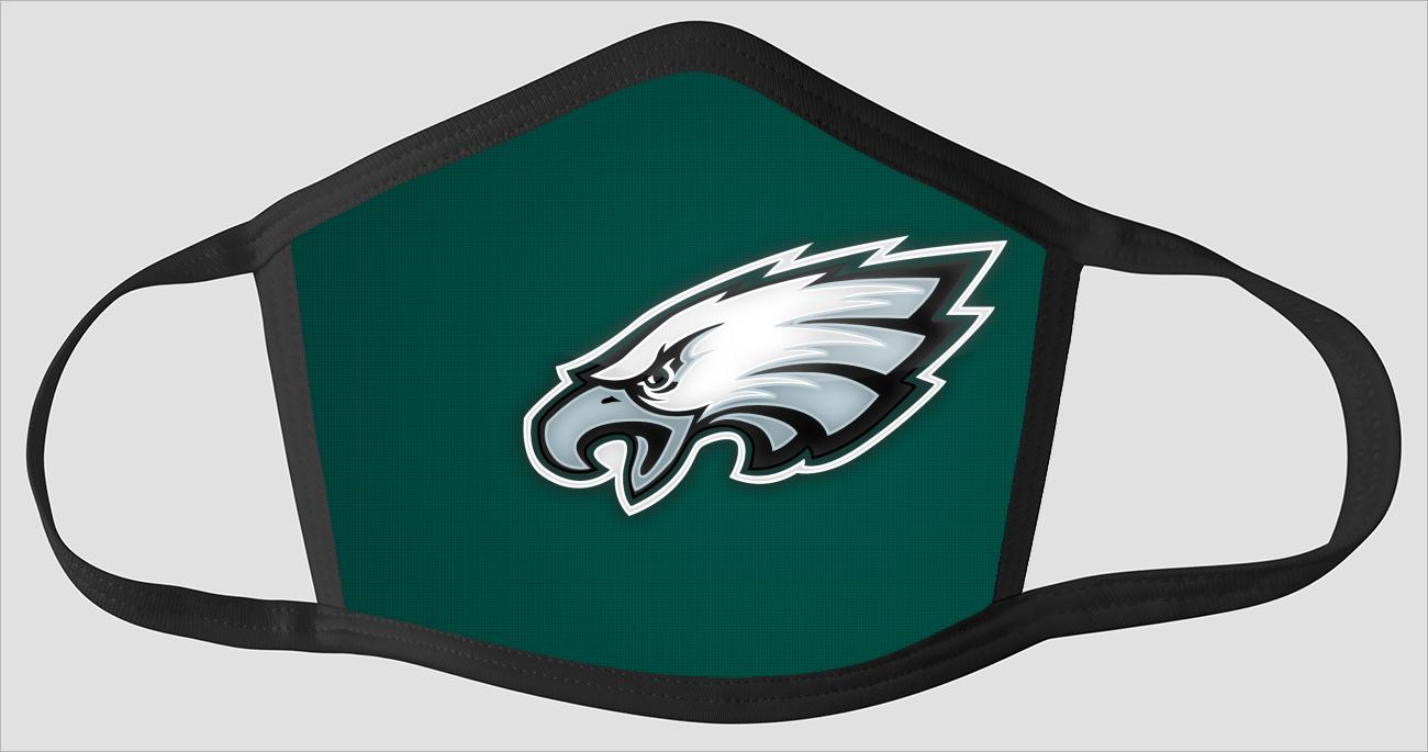 Philadelphia Eagles   The Run v02 - Face Mask
