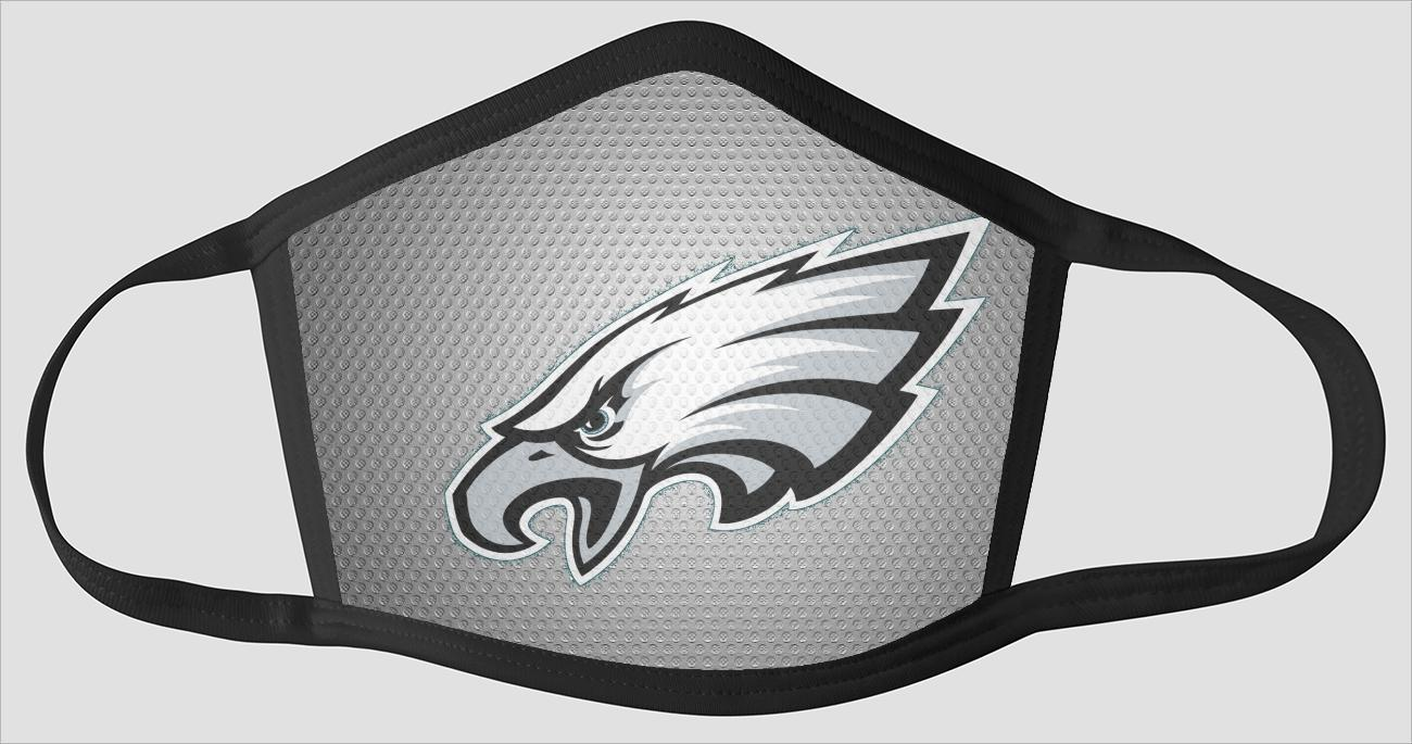 Philadelphia Eagles   The Run v08 - Face Mask