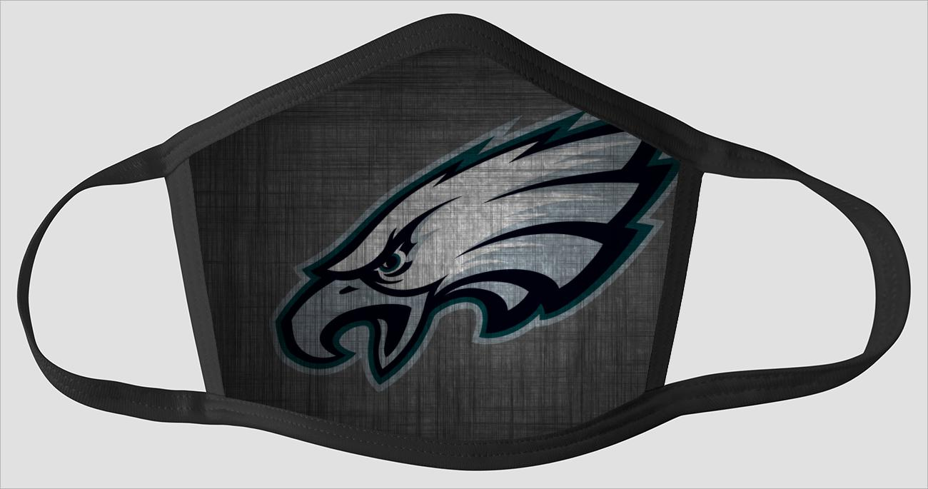 Philadelphia Eagles   The Run v09 - Face Mask