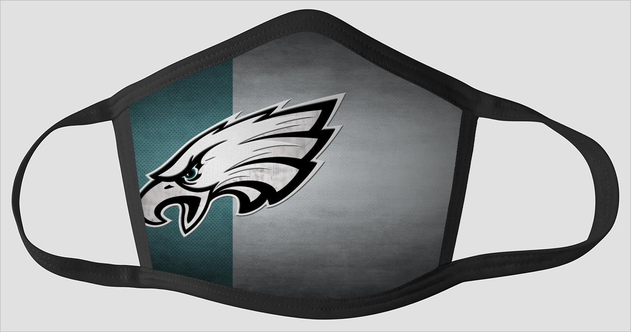 Philadelphia Eagles   The Run v12 - Face Mask