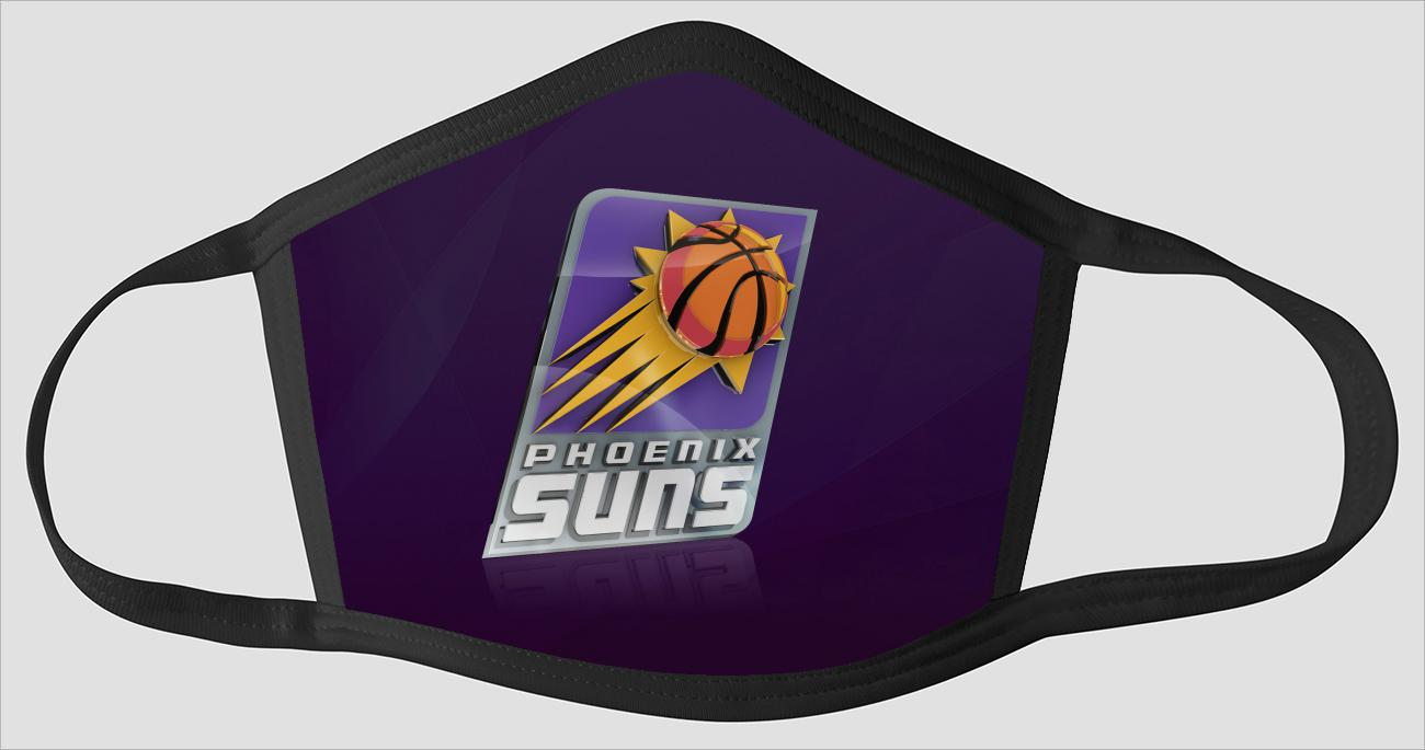 Phoenix Suns The Run v1 - Face Mask