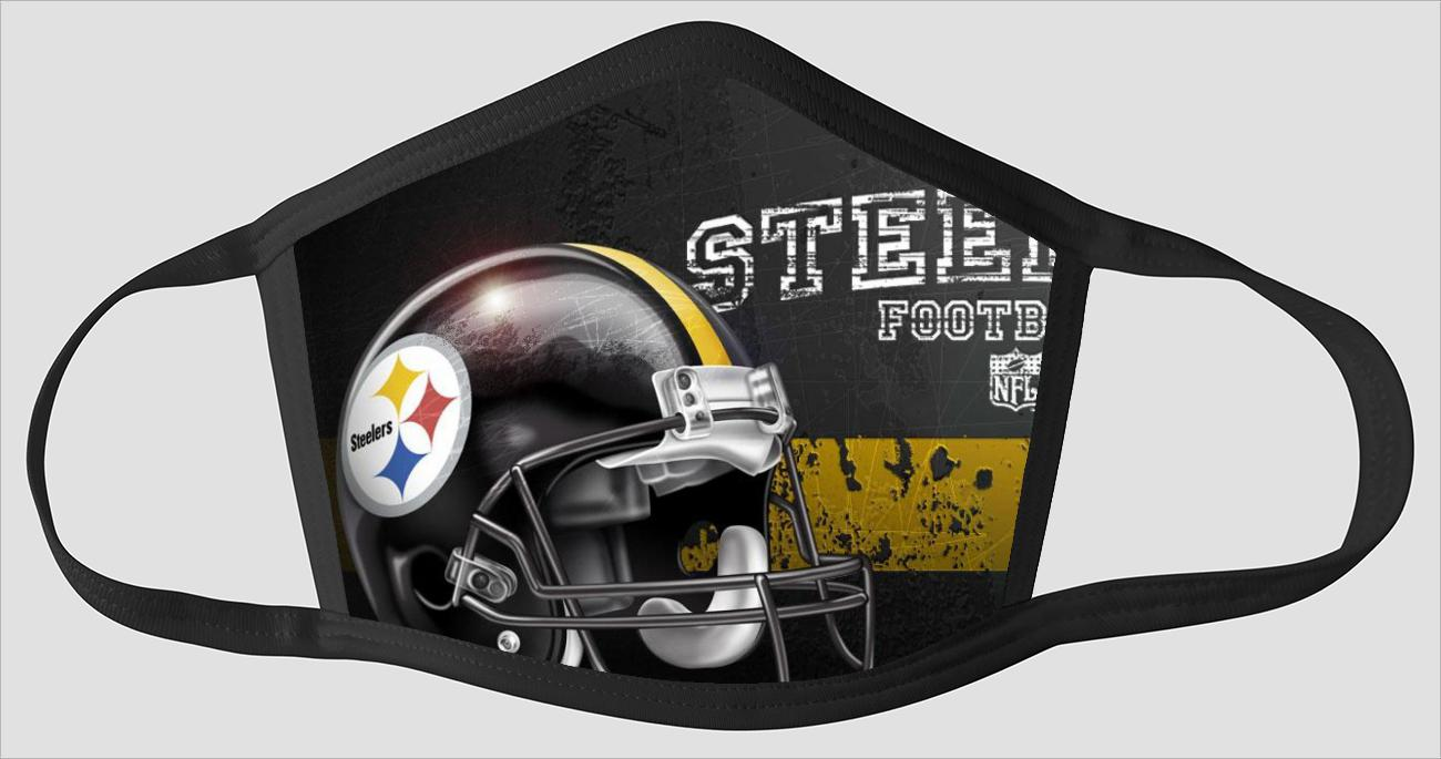 Pittsburgh Steelers   The Run v03 - Face Mask