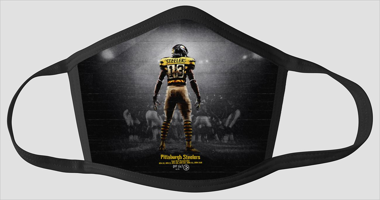 Pittsburgh Steelers   The Run v07 - Face Mask