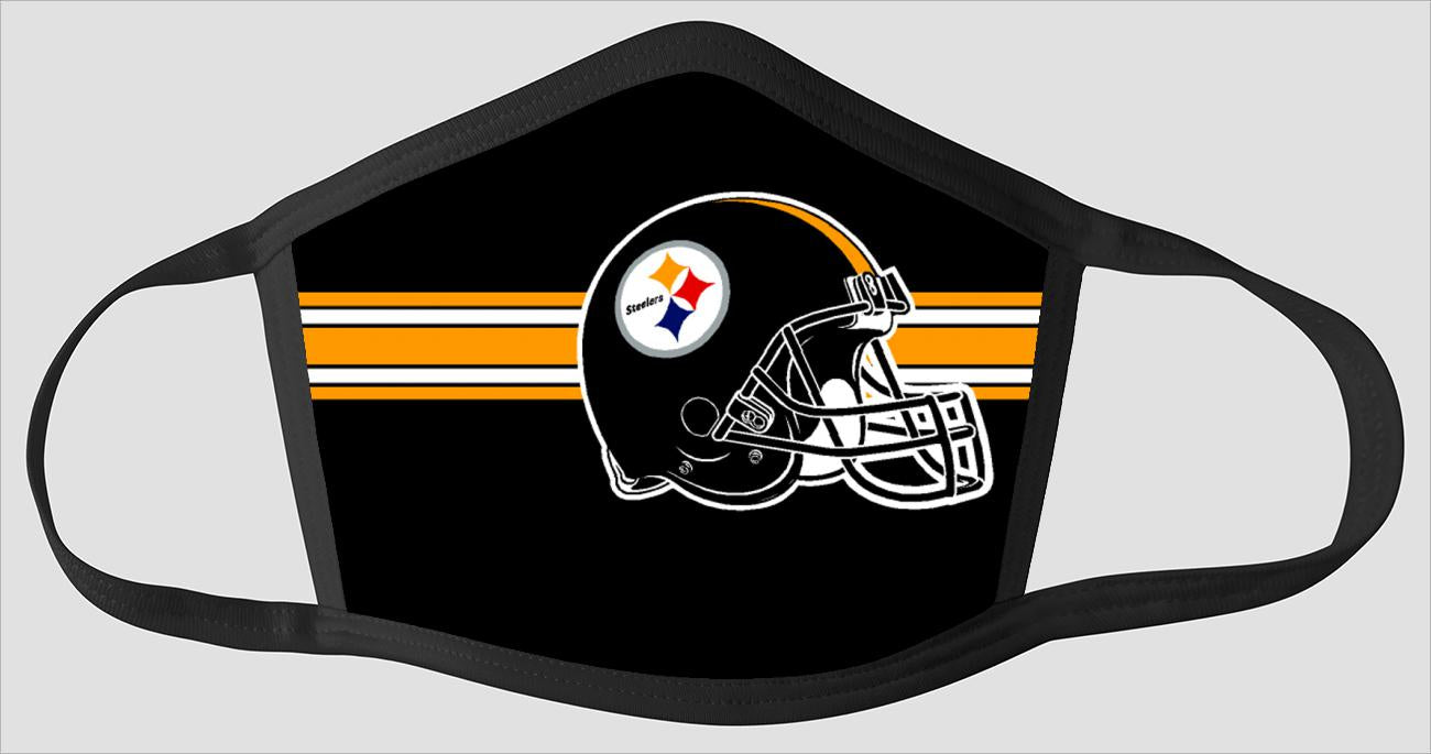 Pittsburgh Steelers   The Run v13 - Face Mask