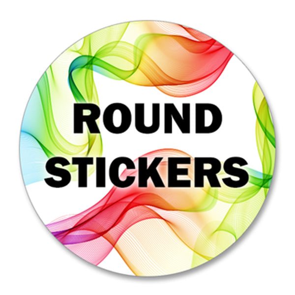 Circle Labels - Stickers