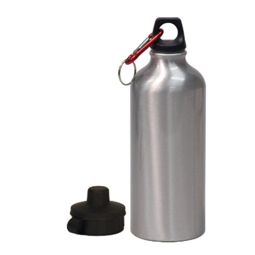 20 oz. SilverAluminum Water Bottle