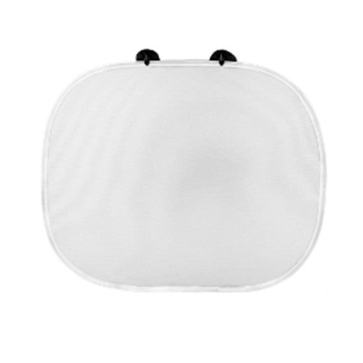 "17 1/4"" x 14 1/4""Sunshade with 2 Suction Cups"