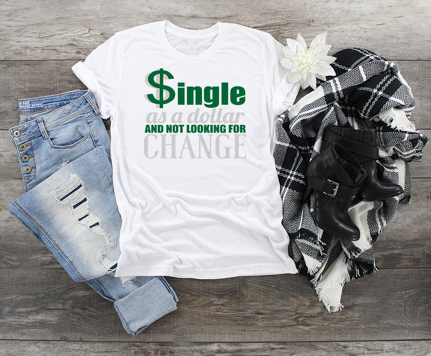 Single Dollar Charge Tee Shirt.jpg