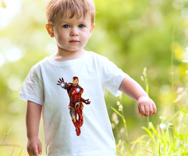 Graphic Tee HD Youth & Toddler Full Color Shirt