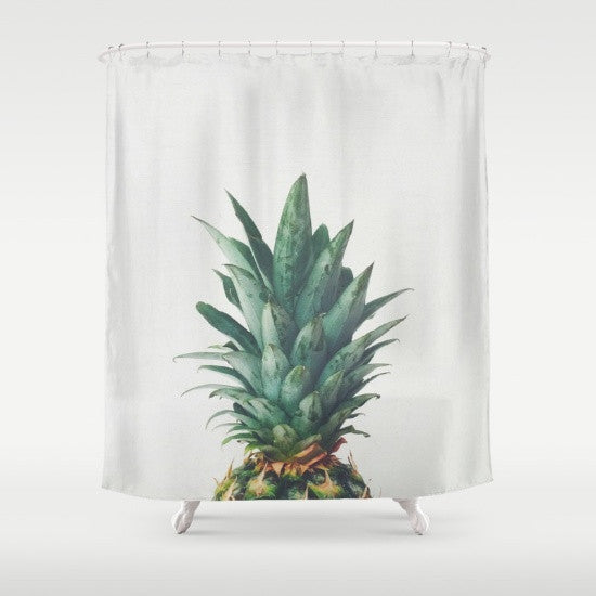 Sublimated Shower Curtains