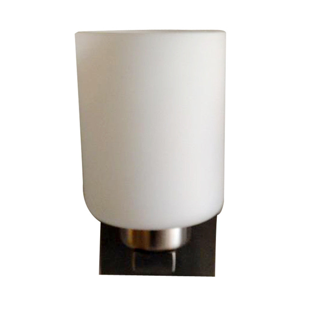 Philips white 30950 wall lamp brushed nickel aeolusonline philips white 30950 wall lamp brushed nickel aloadofball Image collections