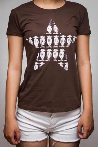 Women's Ultra Fine T-Shirt Front Photo