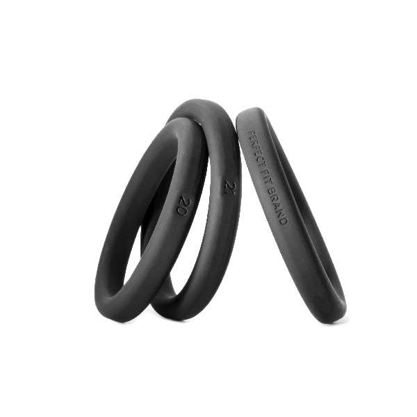 Xact-Fit Silicone Rings X-Large 3 Ring Kit