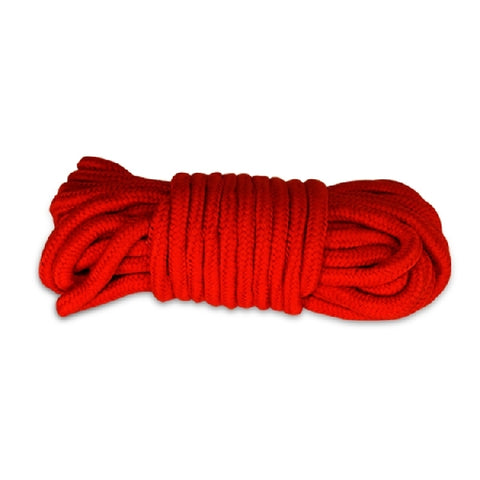 Fetish Bondage Rope Red